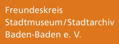 Freundeskreis Stadtmuseum Baden-Baden